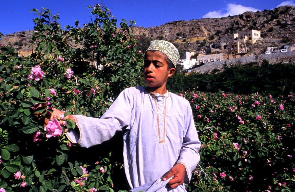 Reizen Oman